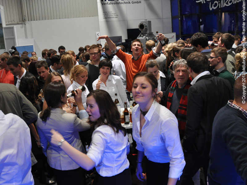 Messe DJ Hannover schaltet in den Party-Gang