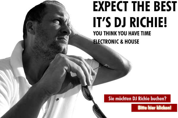 DJ Richie - Event DJ in Frankfurt am Main